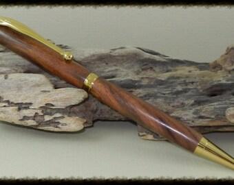 Hawaiian Ebony Lama Twist Pen