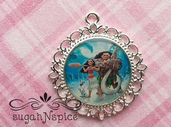 Maui Moana Princess Necklace