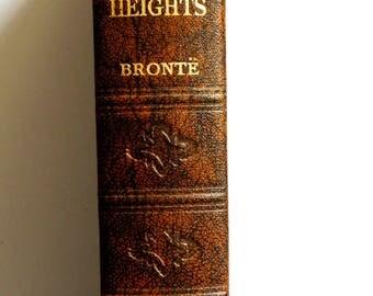 Wuthering Heights by Emily Bronte Greycaine Odhams Hardback c.1930