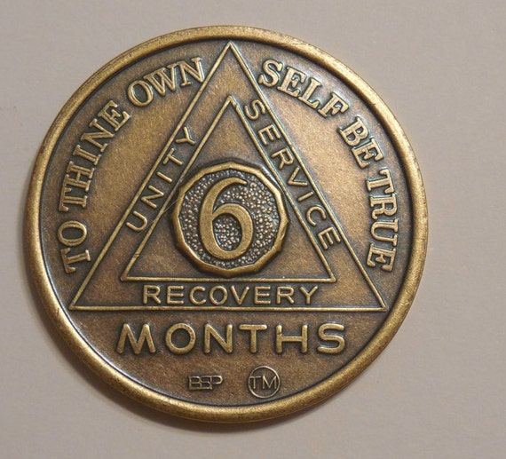 6 month aa coin