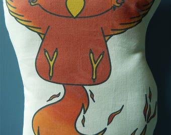 Decorative cushion / plush Phoenix