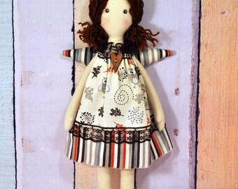 angel, Textile doll, Tilda doll , Tilda angel,