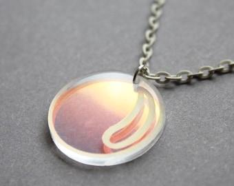 Bubbles necklace