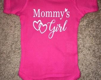 Mommy's Girl Onesie