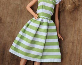 Barbie Clothes, Barbie Dress, 11.5 inch doll clothes,