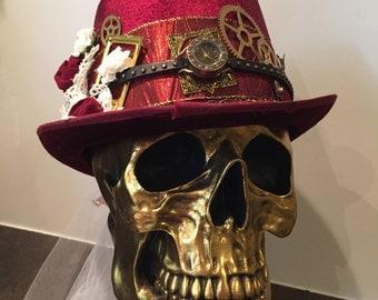 Steampunk Hat Ladies