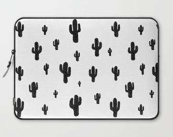 Cactus Laptop Sleeve, Laptop Cover, Laptop Sleeve 13, Laptop Sleeve 15, MacBook Sleeve 13, Laptop Sleeve 13 inch, Laptop Sleeve 15 inch
