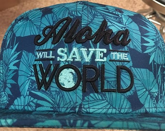 Aloha Will Save The World