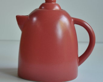 Pink Tea Pot //  teatime // vintage teapot // hostess gift