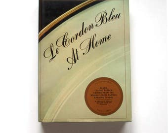 le cordon bleu at home, first edition, 1991, cooking school, french cuisine, classic french recipes, le cordon bleu, french recipes, french