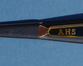 Letter Opener AHS High School Class of 1939 -  Vintage Letter Opener