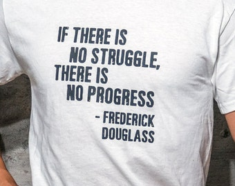 No Struggle No Progress Shirt