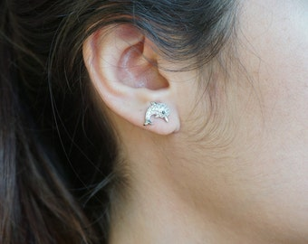 Mermaid Earrings Etsy