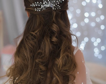 Bridal hair comb, Crystal hair comb, Bridal Headpiece, Wedding hair accessories, wedding headband, rhinestone hair comb, crystal headpiece