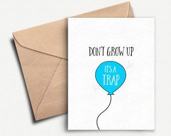 Birthday Card Funny, Birthday Card Girlfriend, Birthday Card Boyfriend, Card for Friend, Best Friend Card, Funny Card, 21st, 18th Birthday