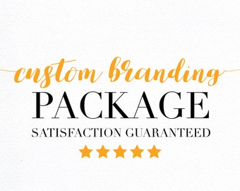 Custom Branding Package for Business Owners