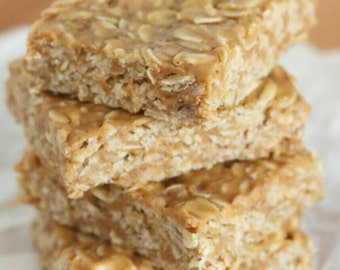 Oat bars. Great for protein. Has added pea protein. Great snack