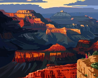 Grand Canyon National Park Poster Finest Quality Many Sizes Available