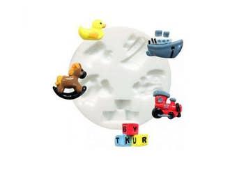 Mini Mold Silicone toys