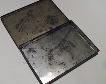 John Players Navy Cut Vintage Cigarette Tin