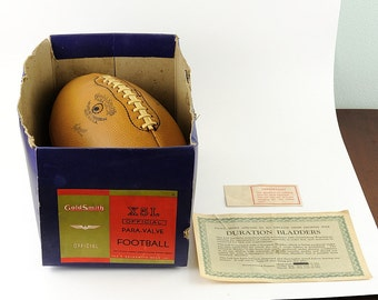 Vintage Goldsmith 1943 Football