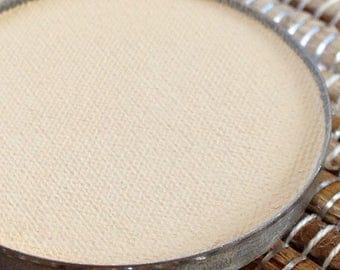 Matte French Vanilla Eyeshadow Vegan Pressed Eyeshadow