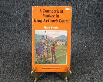 A Connecticut Yankee In King Arthurs Court By Mark Twain 1980