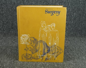 Principles Of Surgery Edited By Seymour I. Schwartz C. 1969