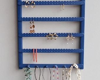 Earring Holder, Wall Mounted, Jewelry Display, Earring Organizer, Jewelry Organizer, Earring Display, Jewelry Storage, Earring Rack,