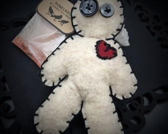 Handmade Voodoo Doll | Hoodoo Poppet