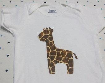 Baby Onesie - Giraffe