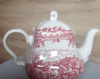 Teapot Myott Country life