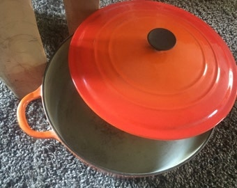 Le Creuset Ombre Dutch Oven Pot Pan Paris, France