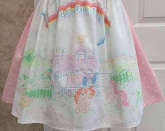 Retro My Little Pony Skirt