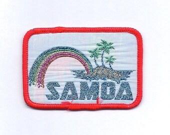 Vintage SAMOA Patch