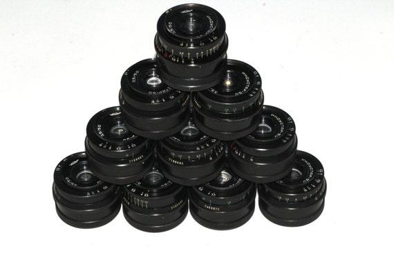 Industar-50 3.5/50mmRussian rangefinder 3,5/50mm LTM M39 Lens Samsung NX 10 pcs q151