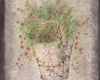 Flower Bucket - Original