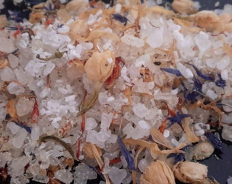 WHOLESALE - Sweet Orange & Jasmine Bath Salts - 3KG