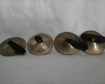 Indian Zills Brass Finger Cymbals