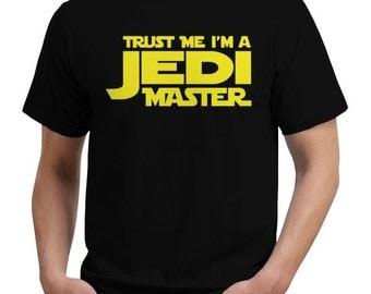 Trust i'm a jedi t shirt