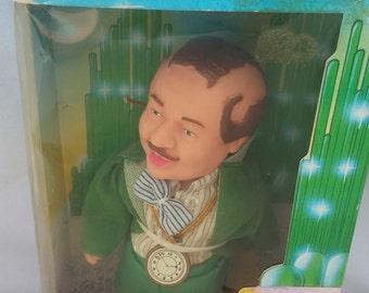 1988 version Turner Entertainment Wizard of Oz doll, Wizard of Oz Munchkin Mayor figure, Munchkin collectible, Wizard of Oz collectible