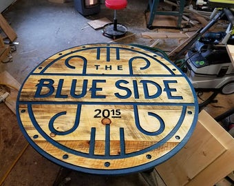 Rustic Wood Sign for Home or Business