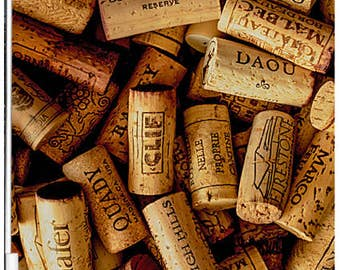 Wine Corks for Your Tablet ~Smart Cover - Front Only ~ Available for Apple iPad 2/3/4