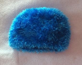 Tinsel wool children's hat