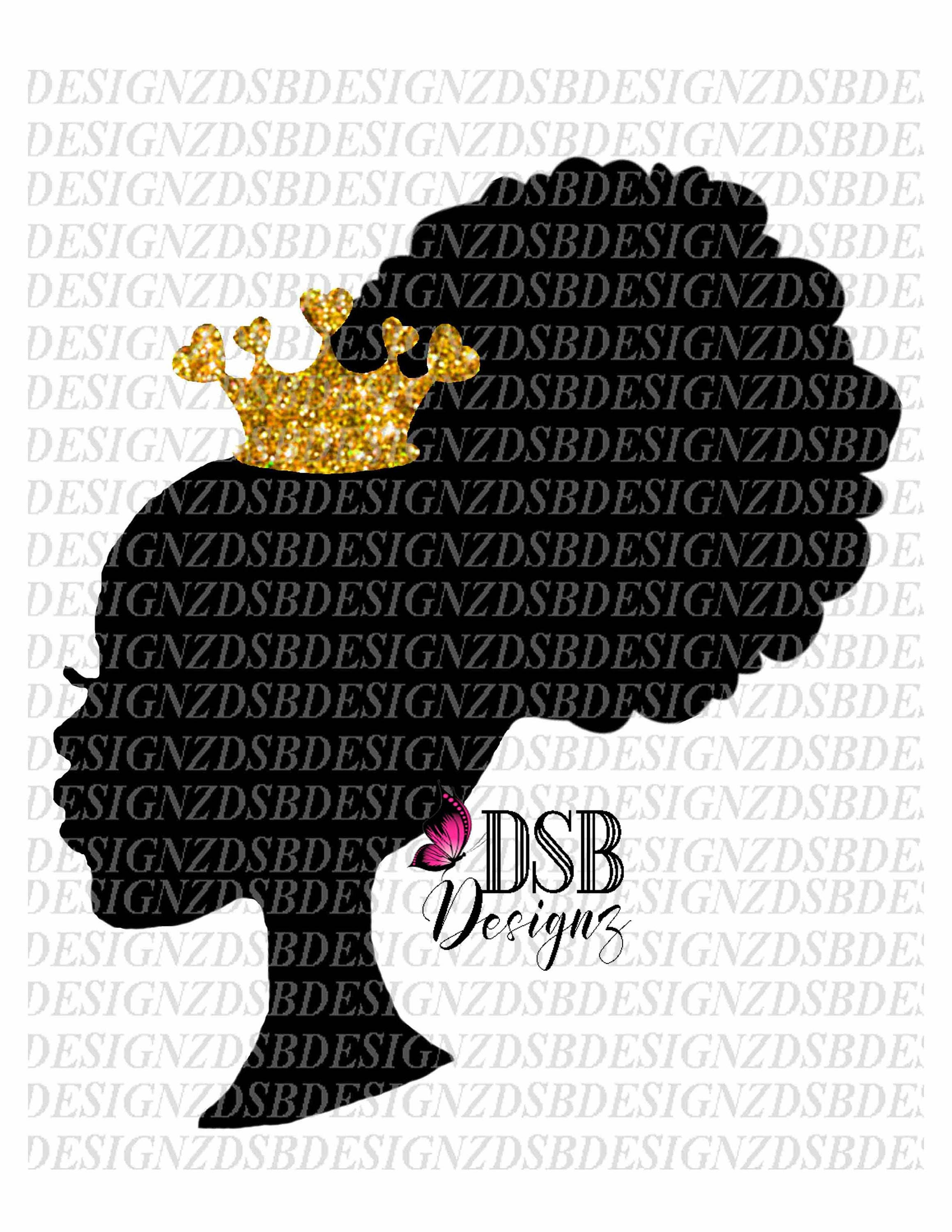 Afro Puff Svg Afro Puffs Svg Ethnic Svg African