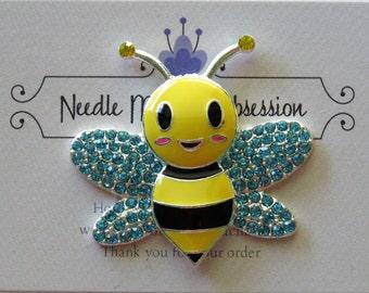 Cute Bee Needle Minder