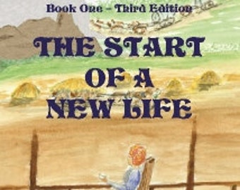 The Greta Saga -  The Start Of A New Life, Signed copy, Self published Literary Fiction, Christian Western Romance, Historically accurate