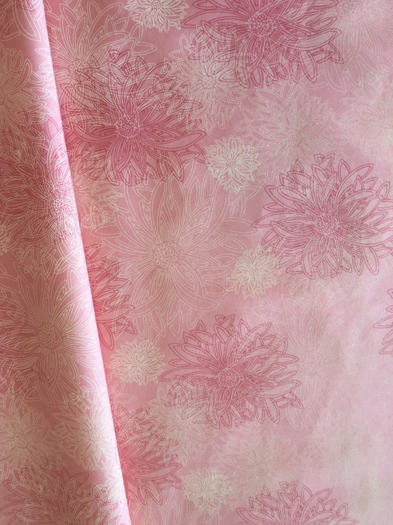 Art Gallery Floral Elements Blush 1/2 yard