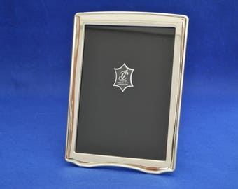 smart spanish sterling silver photo frame 925 picture frame photograph picture sterling 925 vintage frames hallmarked pic gifts