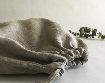 linen bread/project bags